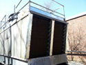 Cooling Tower Rebuild and Louver Fabrication for an Adhesive Manufacturing Plant