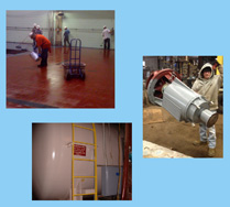 Industrial & Epoxy Coating Services