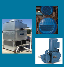 Industrial Pumps, Mechanical & Process Equipment, and HVAC Repair Services